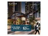 Ruko Commercial 3 lantai Elevee Promenade, New Proyek Alam Sutera 2020
