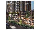 Ruko / Stand Alone Elevee Promenade, Alam Sutera (unit terbatas, Baru)