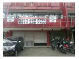 Sewa Tempat Usaha / Ruko di Jalan Sunda Bandung