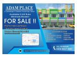 Jual Ruko space tanah paling Luas, Cocok untuk usaha di Lokasi sangat strategis di Jl. Candrabraga-Pondok ungu -Bekasi