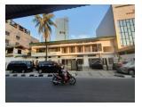 Disewakan Tempat Usaha Komersial di Jalan Jaksa Jakarta Pusat - Luas 1000 m2