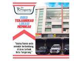 Sewa Ruko Murah Tangerang, Tangcity Mall, Jalan Raya, dekat Tol Bandara.