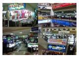 Kondisi Mall yang aktif, baik dari tenan maupun pengunjung