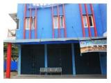 Gedung Ruko Biru Kramat Asem Raya no 3 Matraman