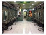 Dijual Ruko berikut Prabot Untuk Salon Lokasi Pinggir Jalan Raya