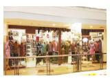 Kios Gandeng, Luas, Lokasi Utama, di Mall Ambasador, Murah!