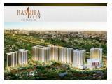 DIJUAL KIOS BASSURA CITY - TOWER F, VIEW KOLAM RENANG