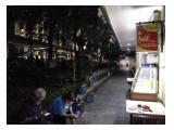 Kios-tempat usaha di apartemen Meditrania palace kemayoran