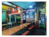 Tempat Usaha Makanan  / Kuliner Paling Strategis di Bekasi