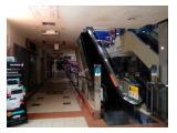 Eskalator Depan Kios