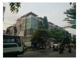 Tampak Depan Blok A Kindo Square - Seberang PT. PLN Distribusi Jakarta