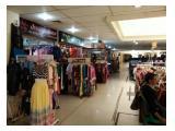 Dijual Murah Toko Mall Pusat Grosir Penggilingan Pusat Industri Kecil, Cakung, Jakarta Timur – Lokasi Strategis