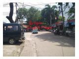 Akses Jalanan. Pertigaan Jl. Tongkol dan Jl. Tenggiri