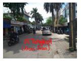 Akses jalan melalui Jl.Tongkol