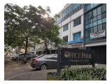 Disewakan Ruko di Office Park Thamrin City