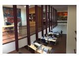 Dijual Bangunan Kantor Artistik - Artistic Office Building for Sale
