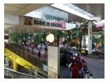 Dijual / Disewakan Kios di Blok M Square Jakarta Selatan