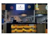 Disewakan Kios food court di Sopo del kuningan office tower & Life Style yang baru bangun