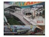 Akses dekat ke MRT Stasiun dan Terminal Bus Blok M