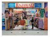 Sewa Toko / Kios Murah di BTC Fashion Mall - Jl. Pasteur, Bandung