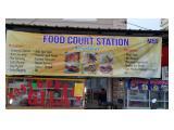 Disewakan Ruang Usaha Counter Food Court