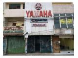 Dikontrakkan Murah Ruko di Jl. Ir. H. Juanda, Ciputat, LT 128 m2, LB 174 m2