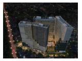 Kios Dijual Komplek Apartemen Louvin Jatinangor Bandung
