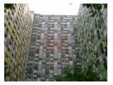 kios MURAH disewakan dalam kawasan apartemen superblok di Jakarta Timur