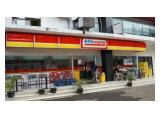 kios MURAH disewakan dalam kawasan apartemen di Bekasi Barat