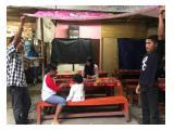 Disewakan Kios Untuk Usaha di Kalibata Jakarta Selatan