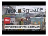 Baru mau di Jual Kios Blok M Square; Sangat Strategis, jarang ada, deket MRT Jakarta, Rameee dan ada Uang Sewa nya