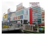 Tampak Depan Mangga Dua Square, Pusat Grossir  terlengkap di Jakarta