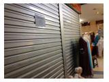 Disewakan Kios di Thamrin City, lt 3 dekat eskalator