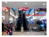 Kios menarik di mall TangCity Tangerang