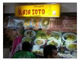 Kios food court itc fatmawati lantai 2
