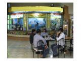Dijual BU Kios Foodcourt ITC Cempaka Mas