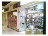 Dijual atau disewakan toko d Mall Artha Gading