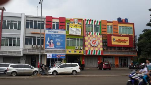 INDAH 88 BSD CITY