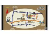 Jual 8 Unit Kios di Apartemen Menara Rungkut