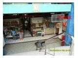 Lokasi kios A157 basement Pasar Santa Kebayoran Baru JakSel