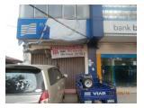Disewakan Segera Ruko ex Bank di Kresek Balaraja